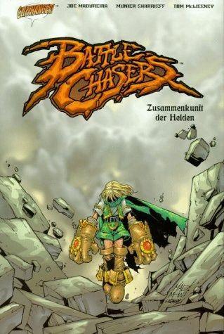 Battle Chasers Sonderband 1: Zusammenkunft der Helden