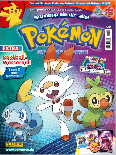 Pokémon Magazin 142