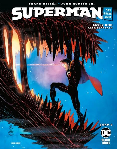 Superman: Das erste Jahr 2 Cover