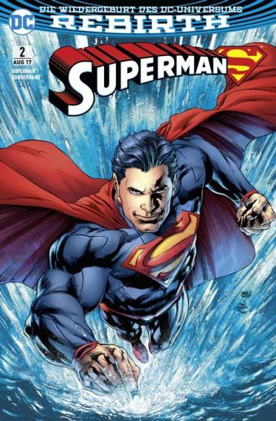Superman Sonderband 2: Super-Söhne - Comic Con Germany Variant