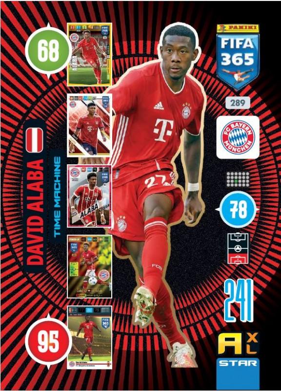 Panini FIFA 365 Adrenalyn XL 2021 - David Alaba