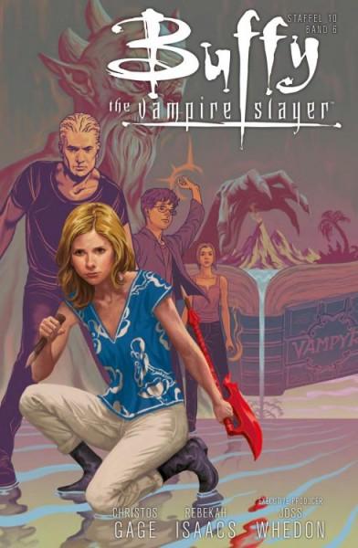Buffy the Vampire Slayer - 10. Staffel 6