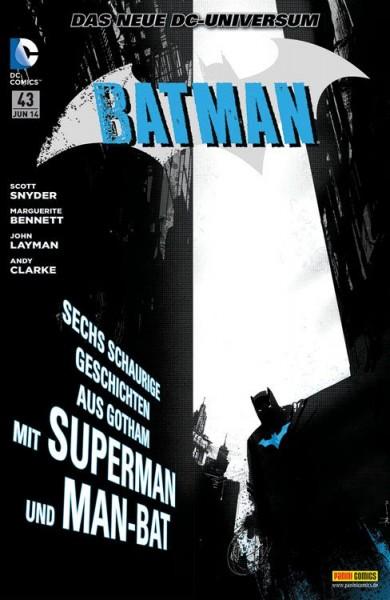 Batman Sonderband 43 - Schreckensnächte in Gotham City