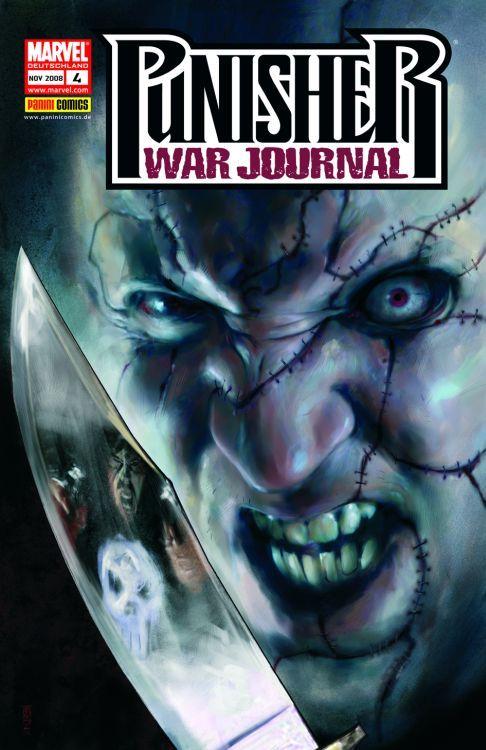 Punisher War Journal 4