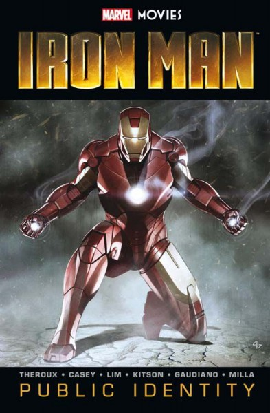 Marvel Movies - Iron Man - Public Identity