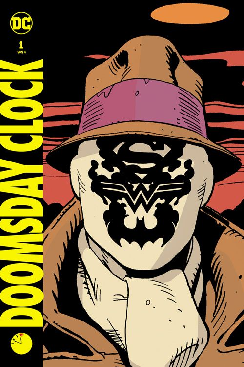 Doomsday Clock 1 Variant 2