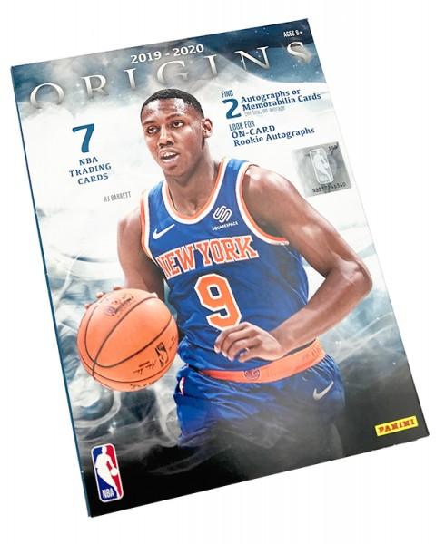 NBA 2019-20 Origins Trading Cards - Hobbybox