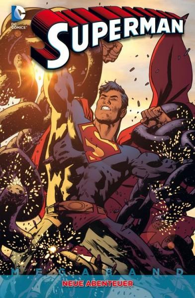 Superman Megaband 1