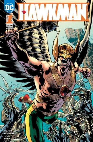 Hawkman 1 - Unendliche Leben