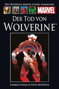 Hachette Marvel Collection 136: Der Tod von Wolverine