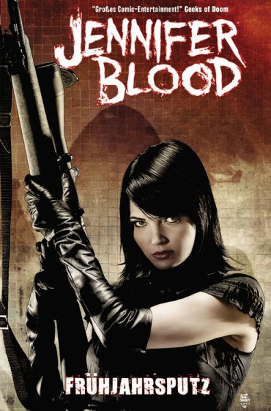 Jennifer Blood 2: Frühjahrsputz