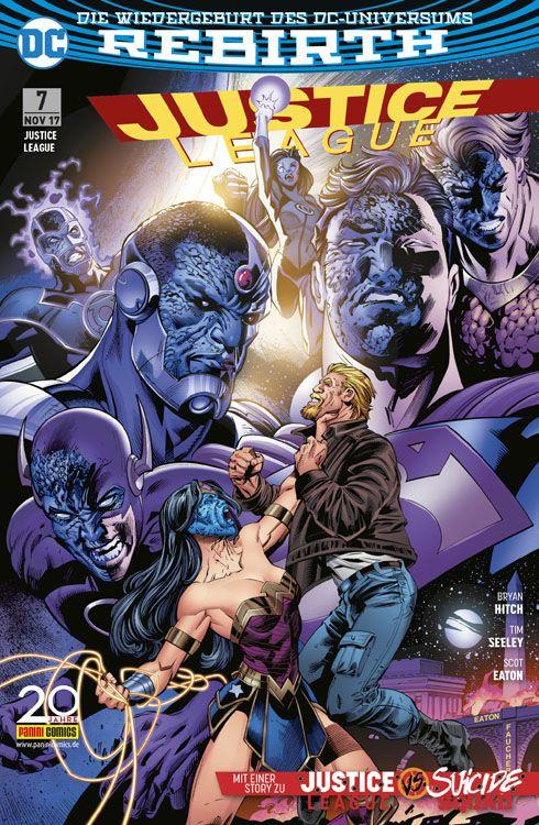 Justice League 7 (2017)