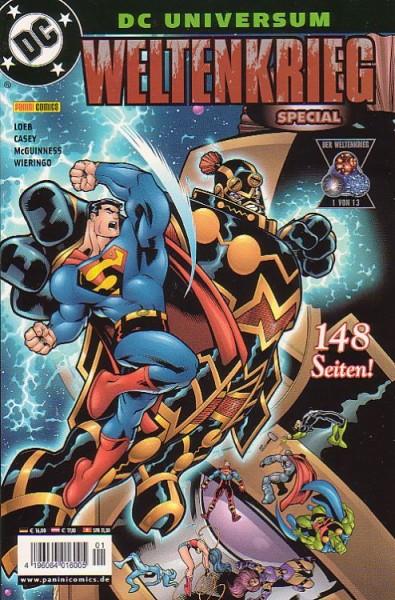 DC Universum: Weltenkrieg Special - Der Weltenkrieg 1