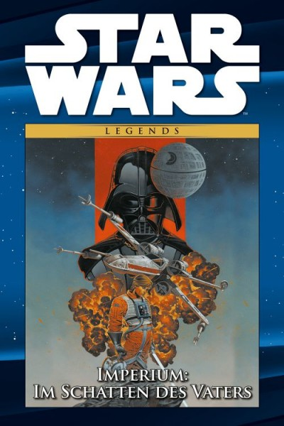 Star Wars Comic-Kollektion 19: Imperium im Schatten des Vaters