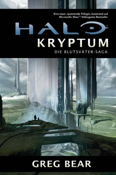 Halo Blutsväter 1: Kryptum - Taschenbuch