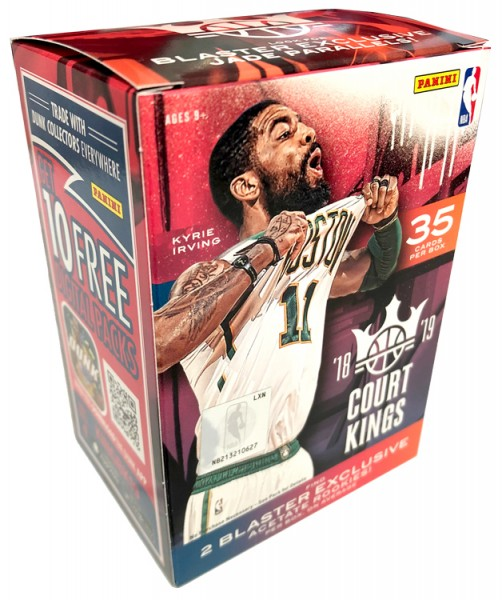 NBA 2018-19 Court Kings Trading Cards - Blasterbox