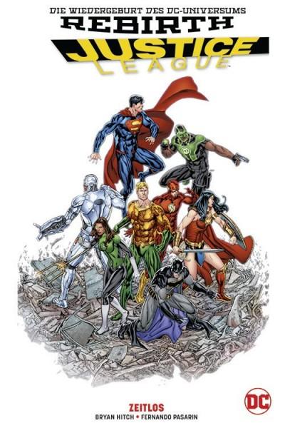 Justice League 3: Zeitlos