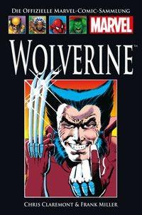 Hachette Marvel Collection 8: Wolverine