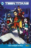 Teen Titans Megaband 2: Nach eigenen Regeln
