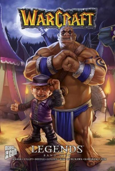 Warcraft Legends 4 Cover