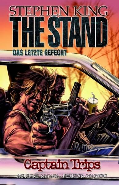 Stephen King: The Stand - Das letzte Gefecht 1: Captain Trips