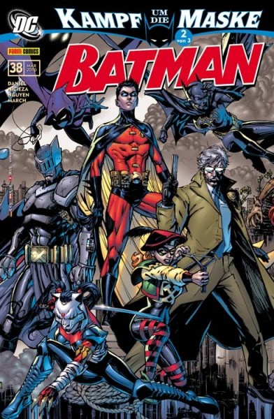 Batman 38: Kampf um die Maske 2