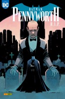 Batman Sonderband: Pennyworth R.I.P. Cover