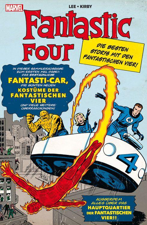 Marvel Klassiker: Fantastic Four 1