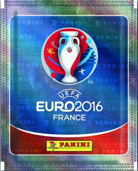 UEFA Euro 2016 Sticker Kollektion - 1 Tüte