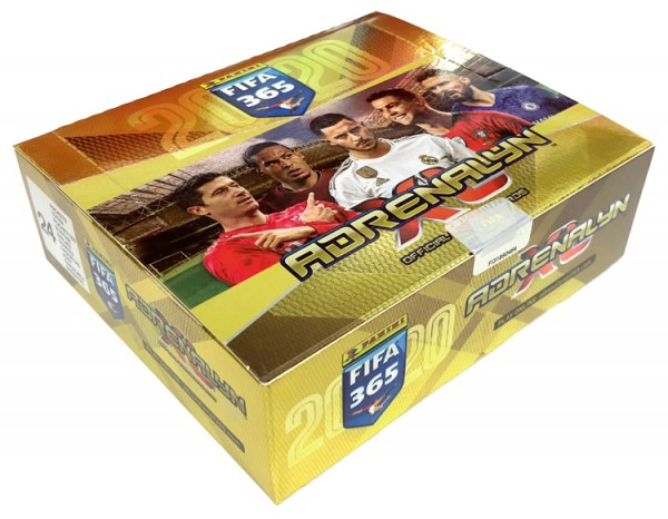 Panini FIFA 365 Adrenalyn XL 2020 Kollektion – Box