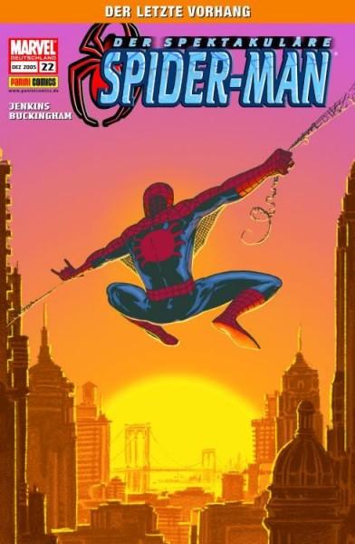 Der spektakuläre Spider-Man 22