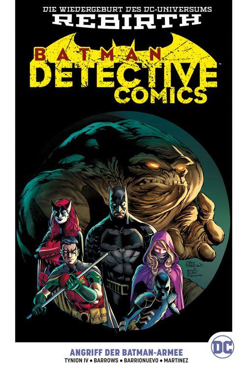 Batman: Detective Comics Paperback 1:...