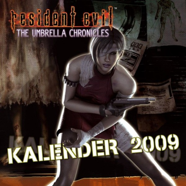 Resident Evil - Wandkalender (2009)