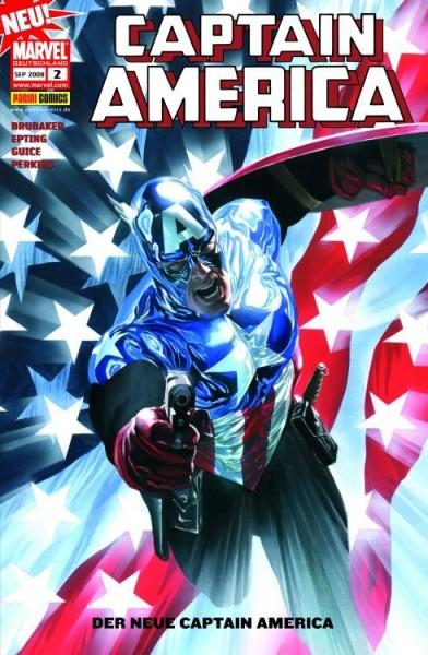 Captain America 2 (2008)