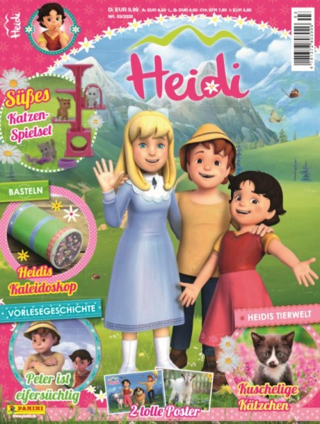 Heidi Magazin 03/20