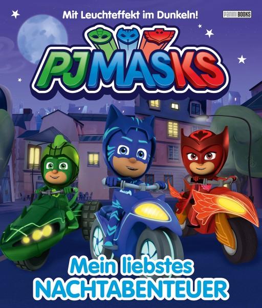 PJ Masks - Mein liebstes Nachtabenteuer Cover
