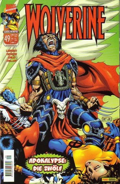 Wolverine 49: Apokalypse - Die Zwoelf