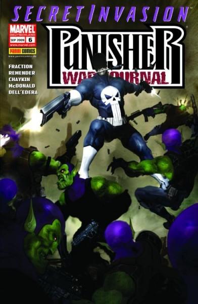Punisher War Journal 6