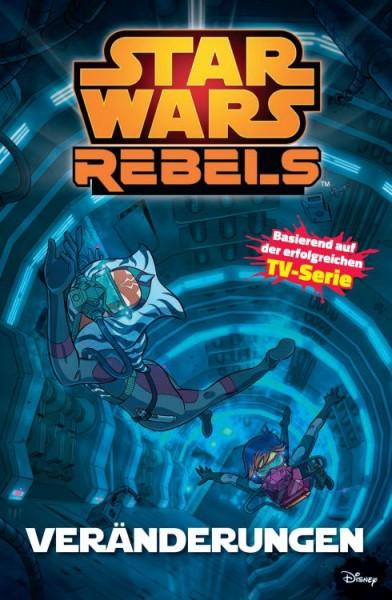 Star Wars: Rebels - Veränderungen