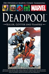 Hachette Marvel Collection 71: Deadpool - Killer, Götter und Vampire