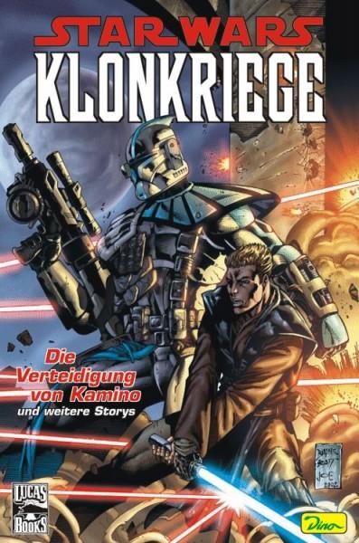 Star Wars Sonderband 16: Die Klonkriege I - Die Verteidigung von Kamino
