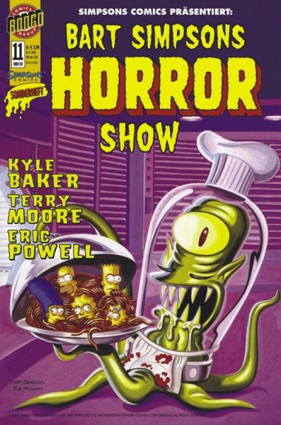 Bart Simpsons Horror Show 11