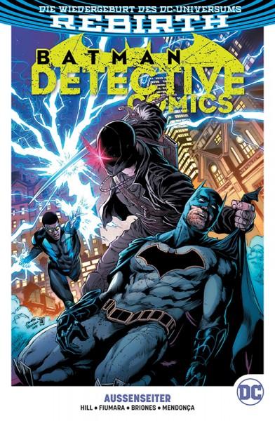 Batman: Detective Comics Paperback 8 Cover