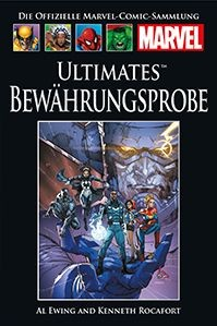 Hachette Marvel Collection 152: Ultimates - Bewährungsprobe