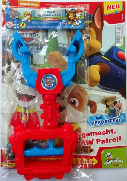Paw Patrol Magazin 04/17