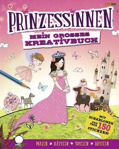 Prinzessinnen - Mein grosses Kreativbuch