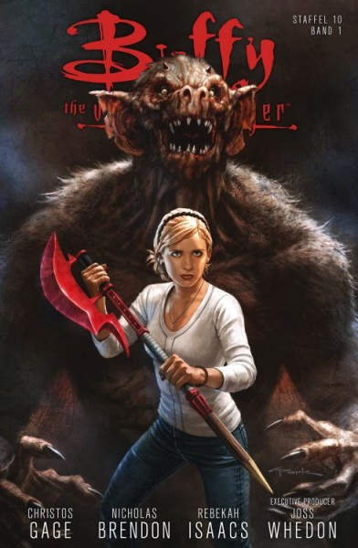 Buffy the Vampire Slayer - 10. Staffel 1