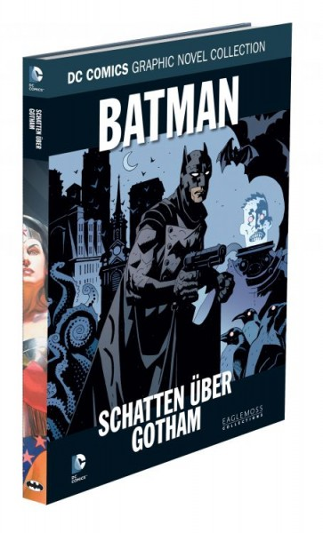 Eaglemoss DC-Collection 27 - Batman - Schatten über Gotham