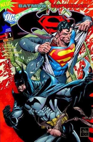 Batman/Superman Sonderband 1: Überväter