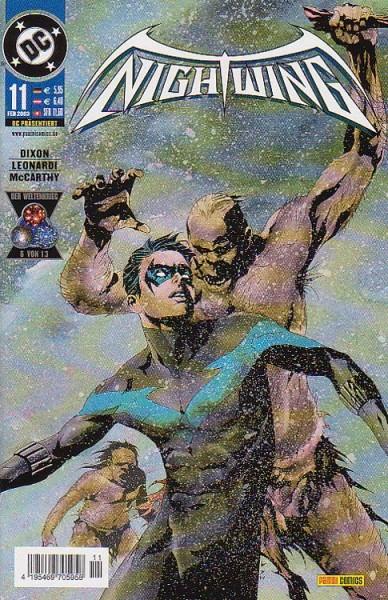 DC präsentiert 11 - Nightwing - Der Weltenkrieg 6